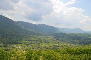 Shenandoah Valley vista