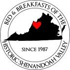 logo B&Bs of the Historic Shenandoah Valley