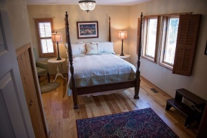 Loudoun Room - one of the rooms at River Bluff Farm Bed and Breakfast
