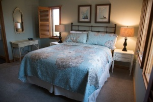 New England Room - one of the rooms at River Bluff Farm Bed and Breakfast