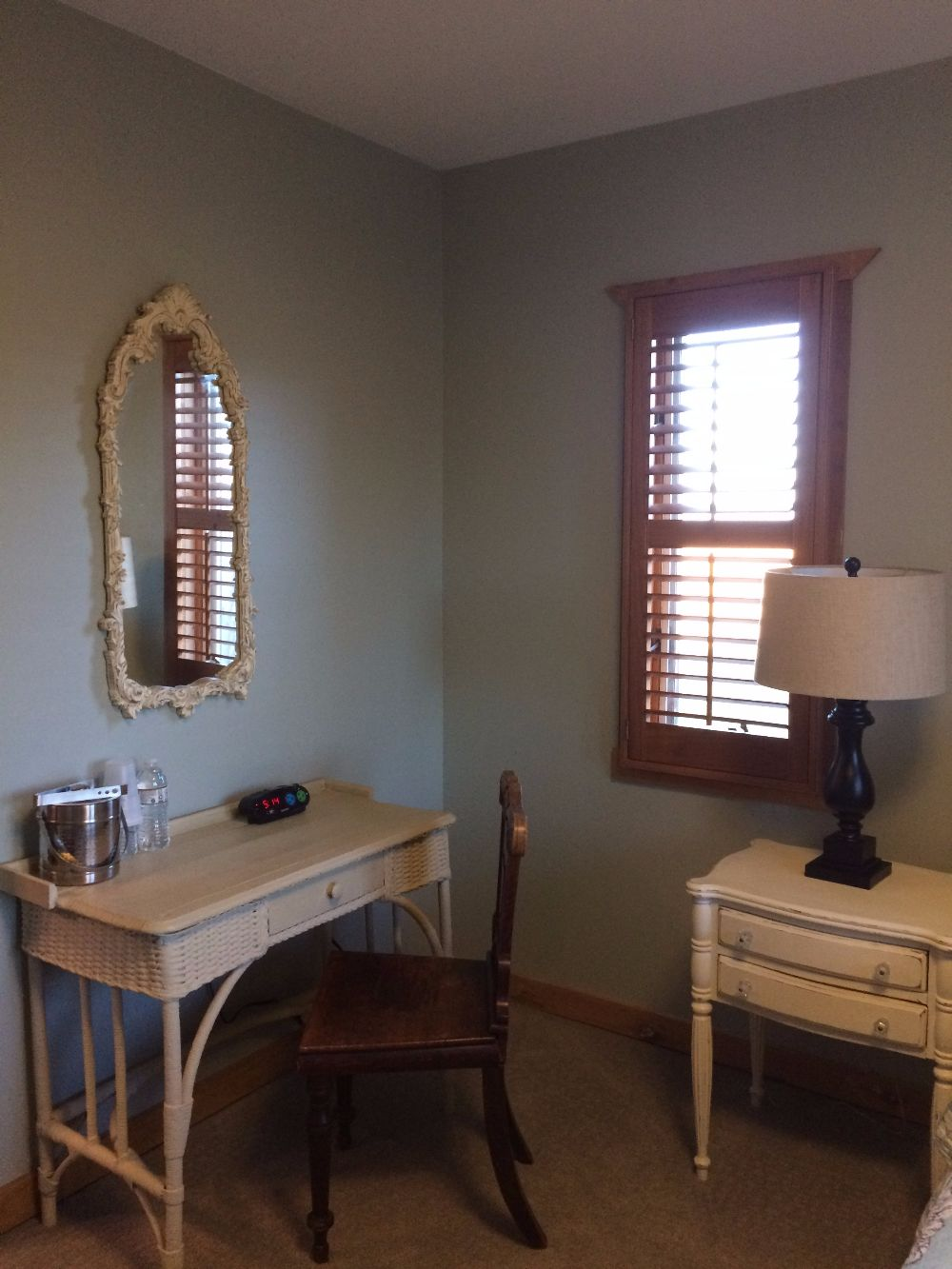 New England Room River Bluff Farm Bed and Breakfast
